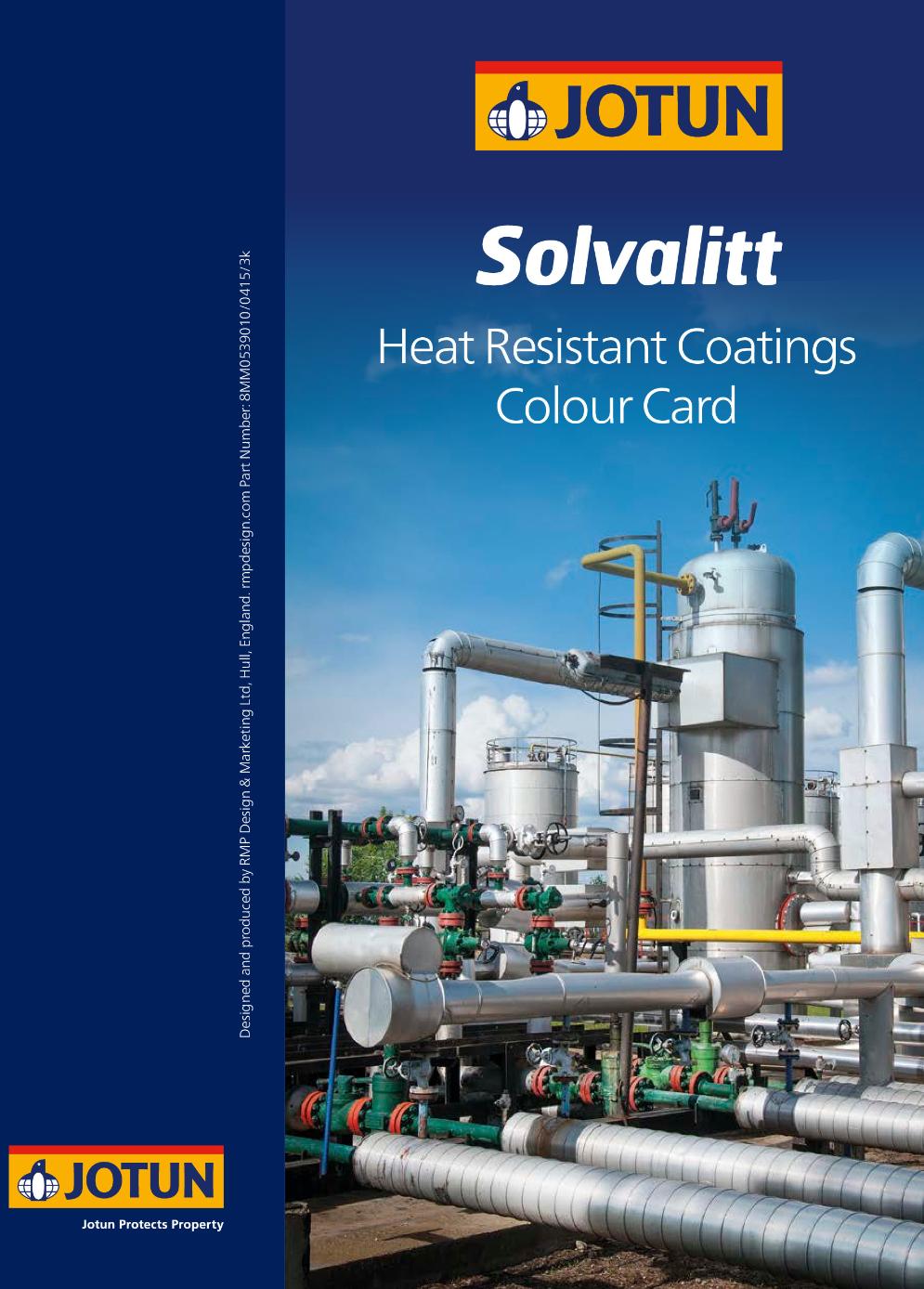 Solvalitt heat